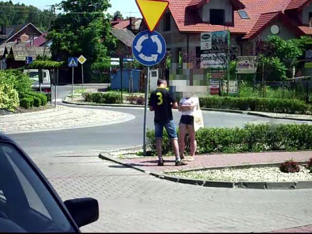 Podrywanie na ulicy